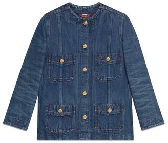 Gucci Oversize denim jacket