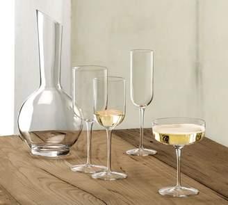 Pottery Barn Luigi Bormioli Sublime Champagne Glasses, Set of 4
