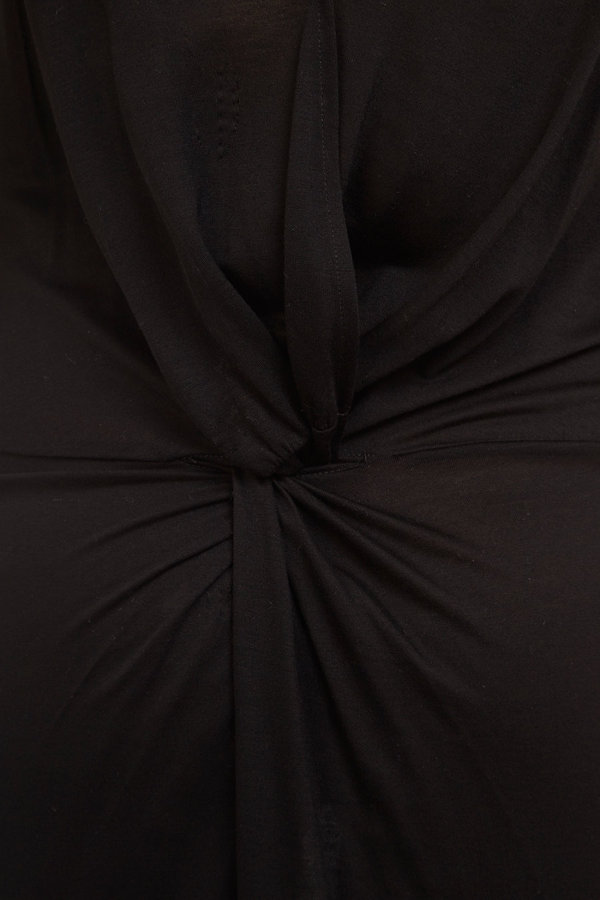 Derek Lam 10 Crosby Twisted Back Sleeveless Dress