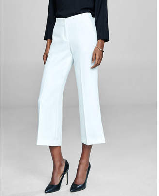 Express mid rise flat front culottes $49.90 thestylecure.com