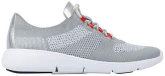 Bellville Grey/Silver Sneaker