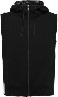 Prada Wool and nylon vest