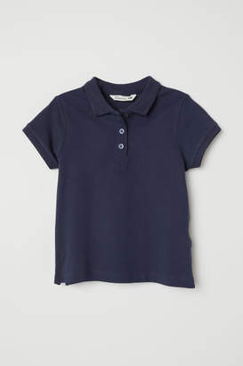 H&M Polo Shirt - Blue
