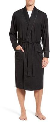 Men's Nordstrom Men's Shop Cotton Blend Robe $69.50 thestylecure.com