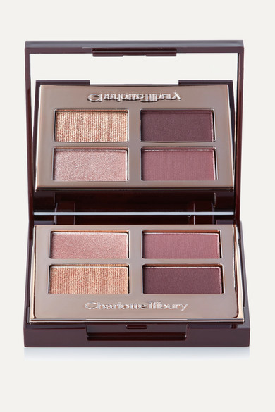 Charlotte Tilbury Luxury Palette Colour Coded Eye Shadow - The Vintage Vamp