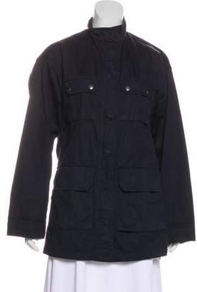 Nili Lotan Casual Long Sleeve Jacket