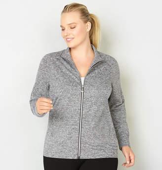 Avenue Spacedye Embellished Jacket