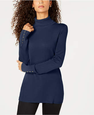 JM Collection Turtleneck Sweater, Created for Macy's