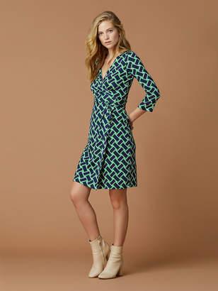 Diane von Furstenberg New Julian Two Silk Jersey Dress