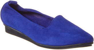 Arche Ninolo Leather Flat