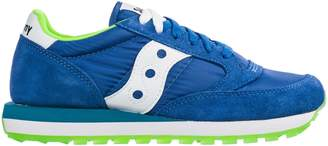 Saucony Shoes Suede Trainers Sneakers Jazz