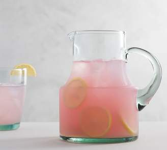 Pottery Barn Leon Recycled Pitcher