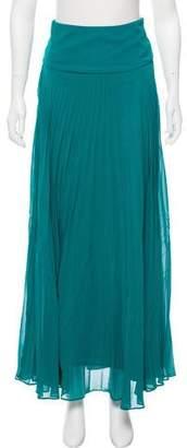 Reiss Pleated Maxi Skirt w/ Tags