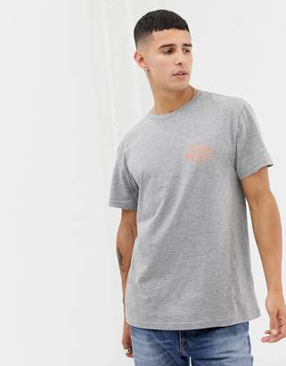 Cheap Monday Unity Logo T-Shirt In Gray
