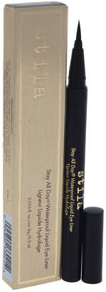 Stila 0.016Oz Intense Black Stay All Day Waterproof Liquid Eye Liner