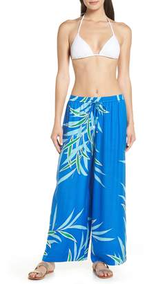 Diane von Furstenberg Beach Cover-Up Culottes