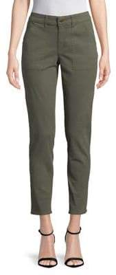 Lord & Taylor Petite Skinny Utility Pants