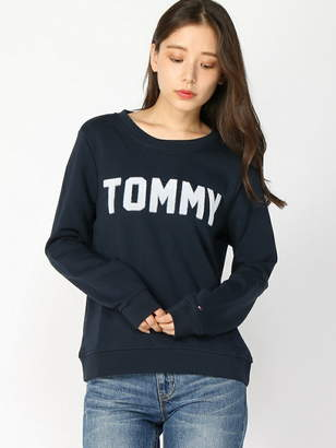 Tommy Hilfiger (トミー ヒルフィガー) - TOMMY HILFIGER (W)トミーヒルフィガー ウィメンズ トミーヒルフィガー カットソー