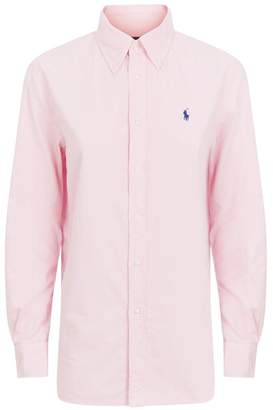 Polo Ralph Lauren Linen Oxford Shirt