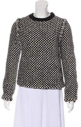 a2a29335a2 Balenciaga Black Long Sleeve Women s Sweaters - ShopStyle