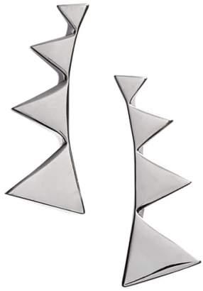 Nadri Triangle Ear Crawlers