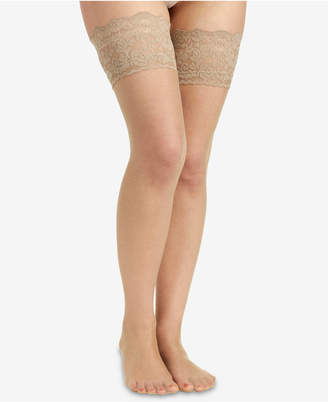 4751d29ee3c5d Berkshire Women Sheer Shimmer Thigh Highs Hosiery 1340