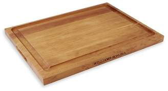 Williams-Sonoma Williams Sonoma Edge-Grain Carving Board, Cherry