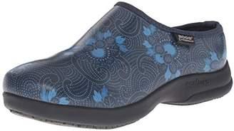 Bogs Women's Oliver Batik Slip Resistant Work Shoe