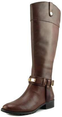 INC International Concepts INC International Co Fabbaa Wide Calf Women US 6 Brown Knee High Boot