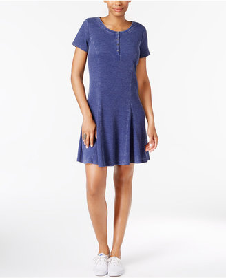 G.h. Bass & Co. Faded Fit & Flare Dress $69 thestylecure.com