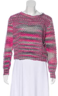 The Elder Statesman Cashmere Knit Sweater