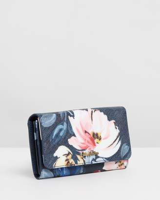 Cath Kidston Medium Foldover Wallet