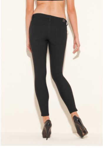 Biker Power Skinny Jeans with Rinse 3