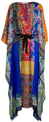 Etro Patch Print Caftan