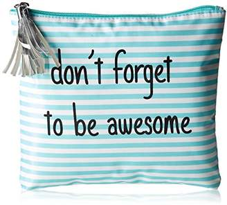 Allegro Don't Forget To Be Awesome Clutch