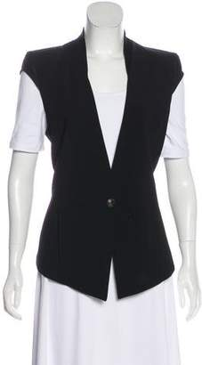 Helmut Lang Tonal Pocketed Vest