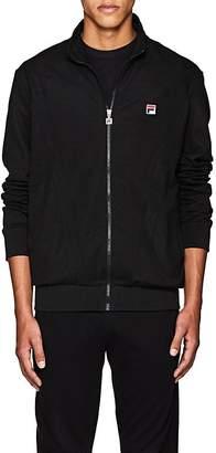 Fila Men's Logo Cotton-Blend Track Jacket
