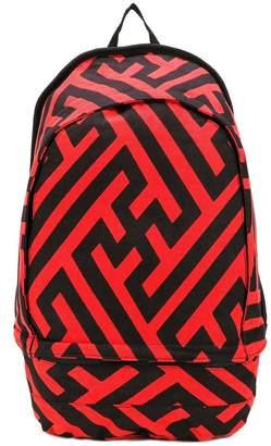 Kokon To Zai maze print backpack