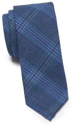 Original Penguin Cameron Plaid Skinny Tie