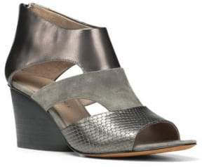 Donald J Pliner Jenkin Cutout Wedges