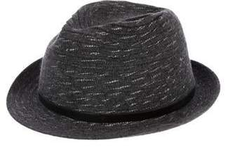 059b688002c30 Giorgio Armani Wool Fedora Hat