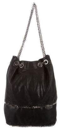Stella McCartney Falabella Tricot Bucket Bag