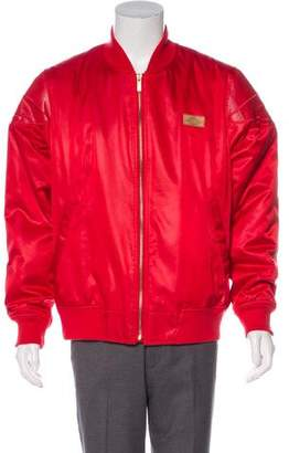 Nike Jordan Embroidered Bomber Jacket w/ Tags