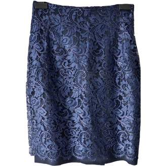 Chantal Thomass Blue Skirt for Women Vintage
