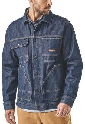 Patagonia Men's Steel Forge Denim Jacket