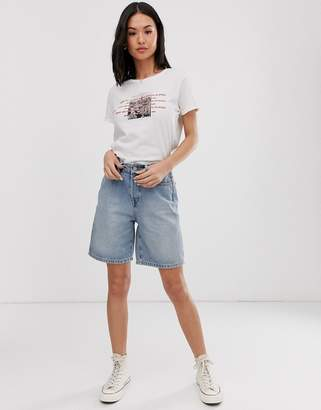 Oversized Graphic Tee - ShopStyle
