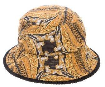 Salvatore FerragamoSalvatore Ferragamo Printed Bucket Hat