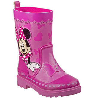 Disney Minnie Mouse Every Step Rain Boots