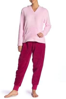 Couture PJ Plush Reindeer Pajama Set