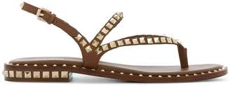 Ash studded flat sandals